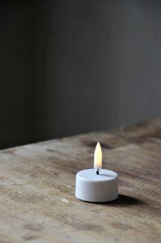 LED Värmeljus litet