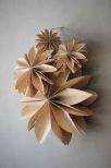 Majas Wood Snowflake 50 cm
