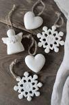 Majas Hanging Snowflake