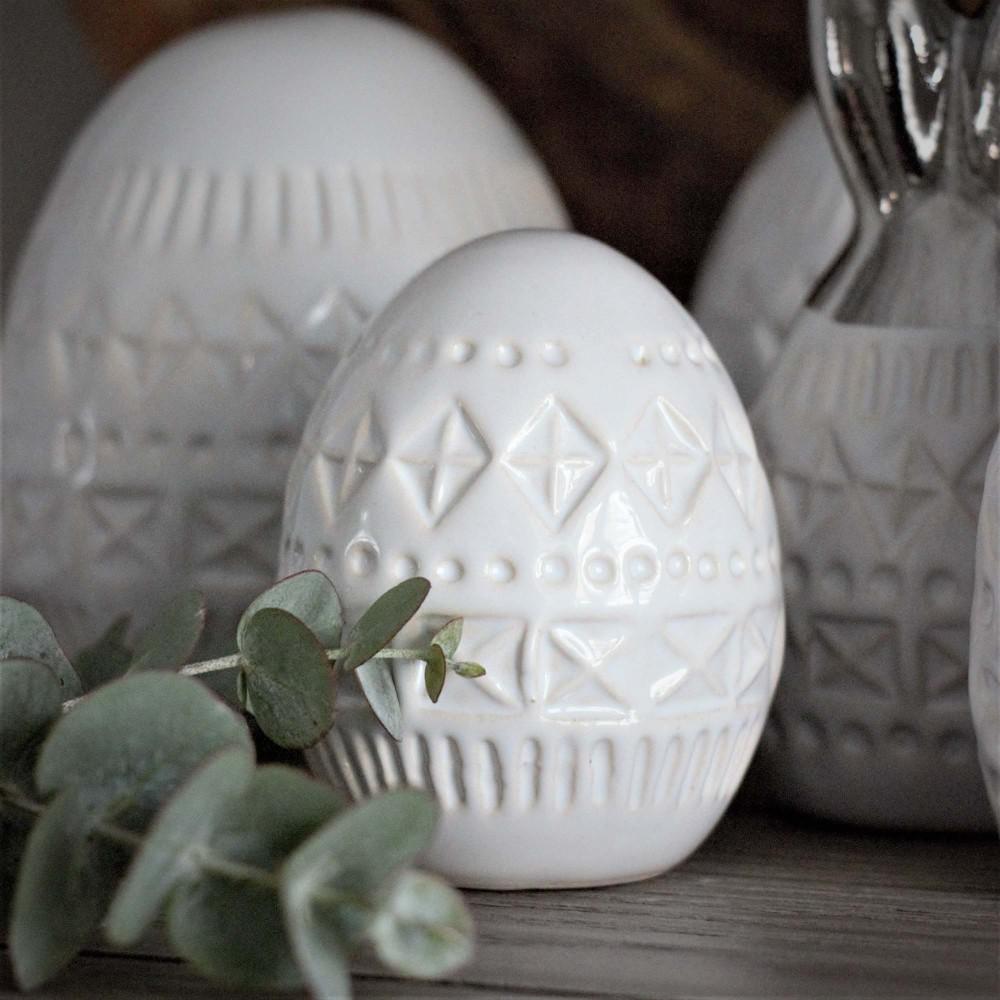 Majas Bohemian Decor Egg