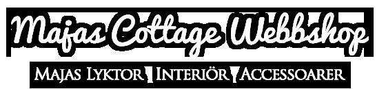 Välkommen till Majas Cottage Webbshop!